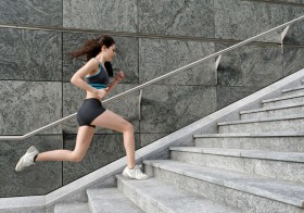 4 Benefits of Running Stairs