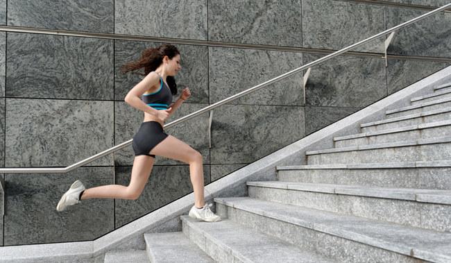 4 Benefits of Running Stairs