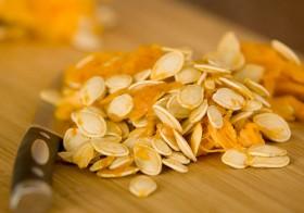 8 Amazing Healthy Benefits Of Pumpkin Seeds