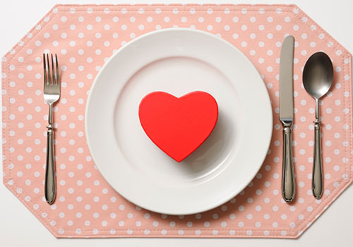 6 foods that are good for the heart.