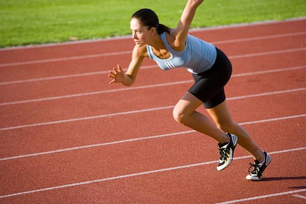 Interval sprints