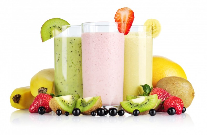 Health Benefits of Fruit Smoothies