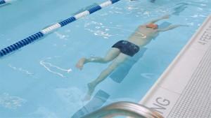 SHARK swiming style