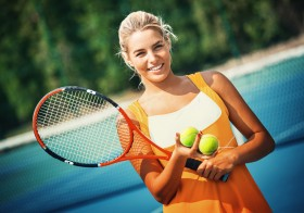 Get Tennis Training from Trainer.ae