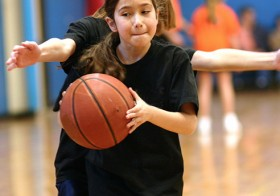 Book your slot's with Certified Trainer for Basketball lessons