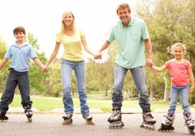Get start today Roller skating with Professional Trainer's