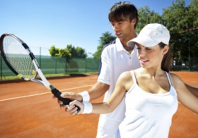 Tennis Lessons with Trainer.ae