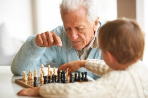 Chess helps prevent Alzheimer's